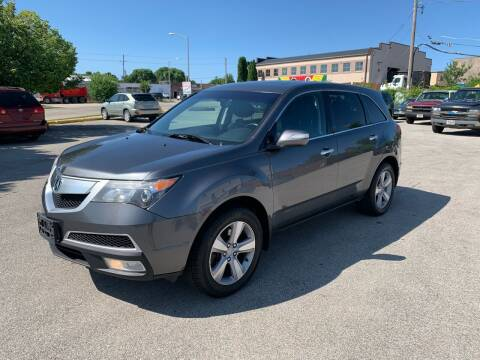 2012 Acura MDX for sale at Fairview Motors in West Allis WI