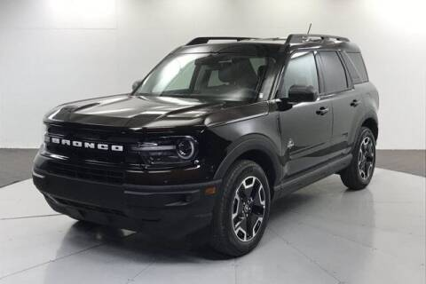 2021 Ford Bronco Sport for sale at Stephen Wade Pre-Owned Supercenter in Saint George UT