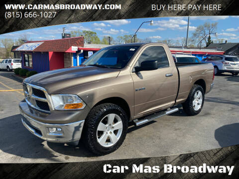 2009 Dodge Ram Pickup 1500 for sale at Car Mas Broadway in Crest Hill IL