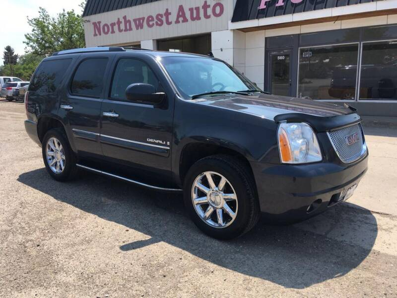 2008 GMC Yukon for sale at Northwest Auto Sales & Service Inc. in Meeker CO