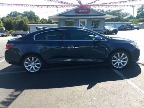 2011 Buick LaCrosse for sale at Kenny's Auto Sales Inc. in Lowell NC