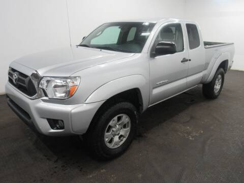 2013 Toyota Tacoma for sale at Automotive Connection in Fairfield OH