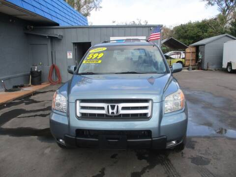 2008 Honda Pilot for sale at AUTO BROKERS OF ORLANDO in Orlando FL