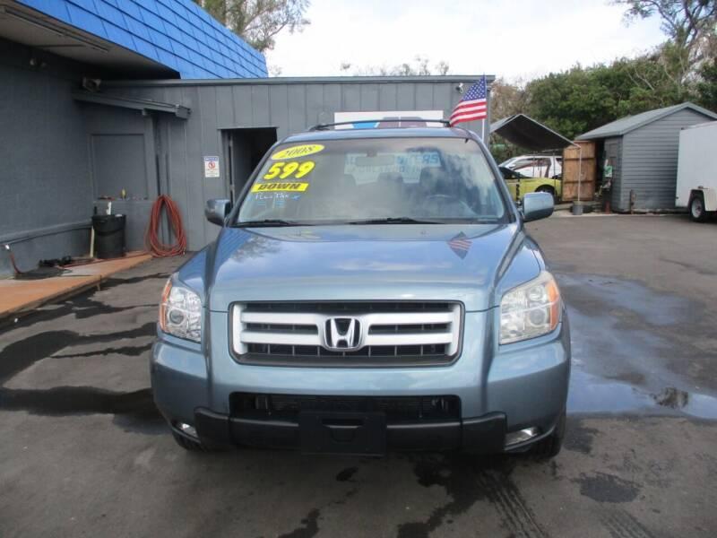 2008 Honda Pilot for sale at AUTO BROKERS OF ORLANDO in Orlando FL