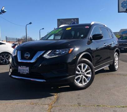 2019 Nissan Rogue for sale at LUGO AUTO GROUP in Sacramento CA
