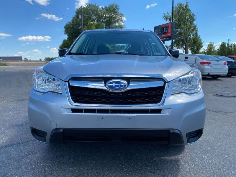 2014 Subaru Forester for sale at Rides Unlimited in Nampa ID
