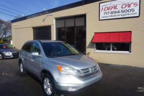 2011 Honda CR-V for sale at I-Deal Cars LLC in York PA