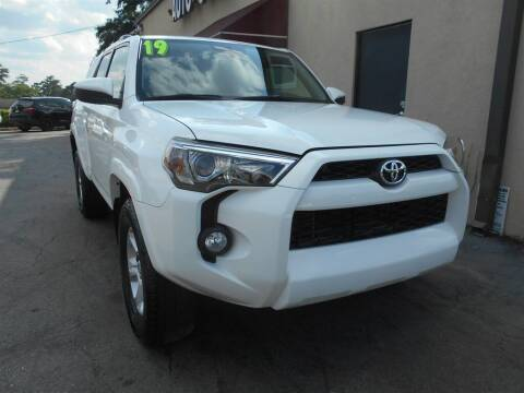 2019 Toyota 4Runner for sale at AutoStar Norcross in Norcross GA