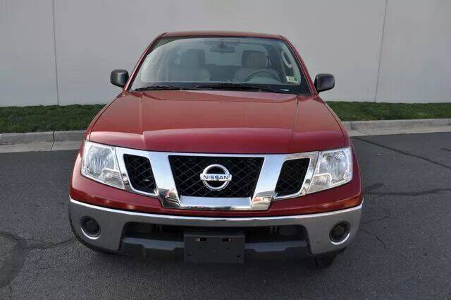 2010 Nissan Frontier for sale at SEIZED LUXURY VEHICLES LLC in Sterling VA