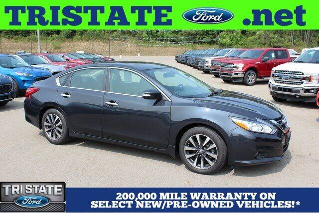 2017 Nissan Altima for sale at Tri State Ford in East Liverpool OH