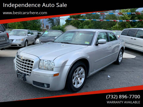 2007 Chrysler 300 for sale at Independence Auto Sale in Bordentown NJ