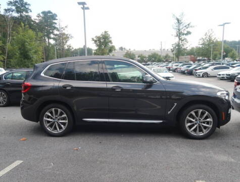 2019 BMW X3 for sale at Southern Auto Solutions - Georgia Car Finder - Southern Auto Solutions - BMW of South Atlanta in Marietta GA