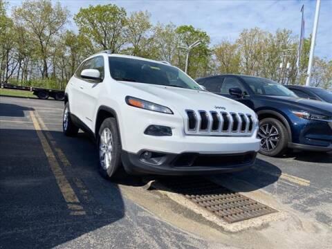 2015 Jeep Cherokee for sale at Jo-Dan Motors - Buick GMC in Moosic PA