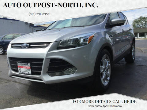 2013 Ford Escape for sale at Auto Outpost-North, Inc. in McHenry IL