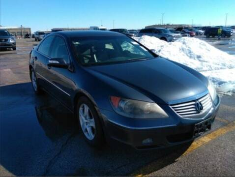 2006 Acura RL for sale at HW Used Car Sales LTD in Chicago IL