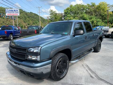 2006 Chevrolet Silverado 1500 for sale at INTERNATIONAL AUTO SALES LLC in Latrobe PA