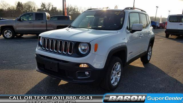 2016 Jeep Renegade for sale at Baron Super Center in Patchogue NY