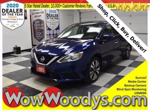 2019 Nissan Sentra for sale at WOODY'S AUTOMOTIVE GROUP in Chillicothe MO