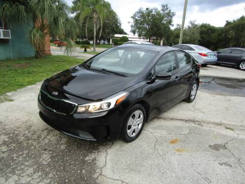 2017 Kia Forte for sale at S & T Motors in Hernando FL