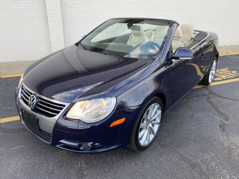 2007 Volkswagen Eos for sale at Carland Auto Sales INC. in Portsmouth VA