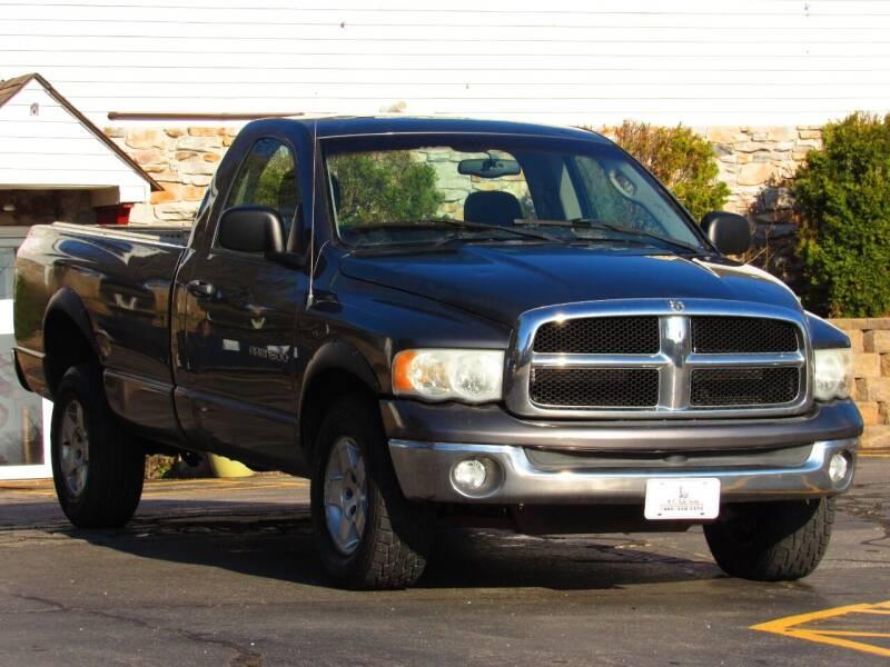 2004 Dodge Ram Pickup 1500 for sale at NY AUTO SALES in Omaha NE
