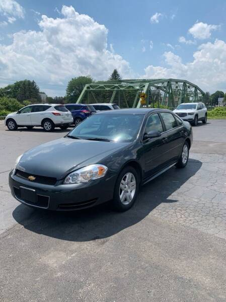 2014 Chevrolet Impala Limited for sale at WXM Auto in Cortland NY