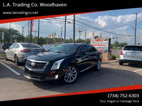 2017 Cadillac XTS for sale at L.A. Trading Co. Woodhaven in Woodhaven MI