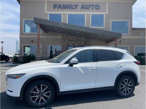 2018 Mazda CX-5 for sale at Moses Lake Family Auto Center in Moses Lake WA
