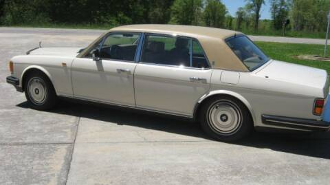 1988 Rolls-Royce Silver Spur for sale at Classic Car Deals in Cadillac MI