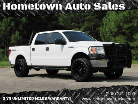 2014 Ford F-150 for sale at Hometown Auto Sales - Trucks in Jasper AL