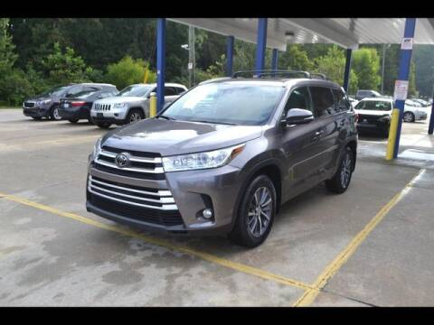 2018 Toyota Highlander for sale at Inline Auto Sales in Fuquay Varina NC