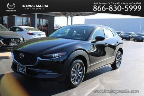 2021 Mazda CX-30 for sale at Bening Mazda in Cape Girardeau MO