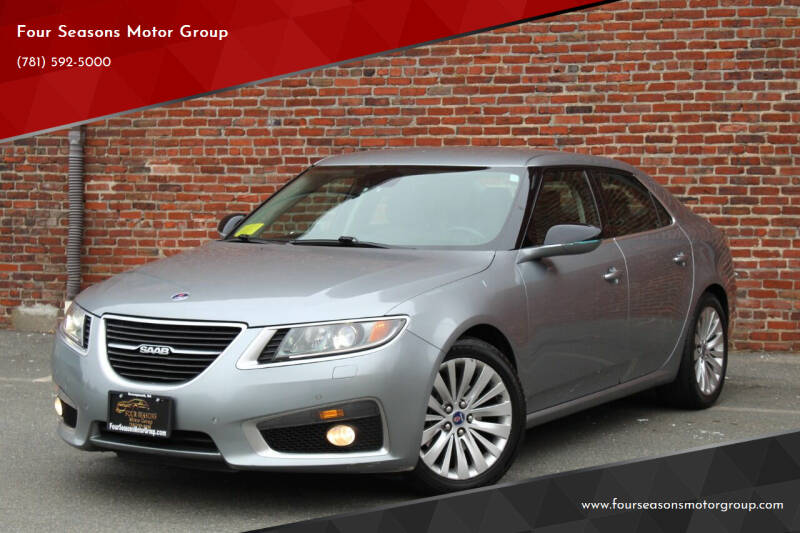 2010 Saab 9-5 for sale at Four Seasons Motor Group in Swampscott MA