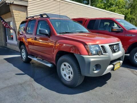 2014 Nissan Xterra for sale at Appleton Motorcars Sales & Service in Appleton WI
