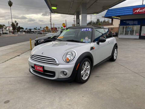 2012 MINI Cooper Hardtop for sale at Top Quality Auto Sales in Redlands CA