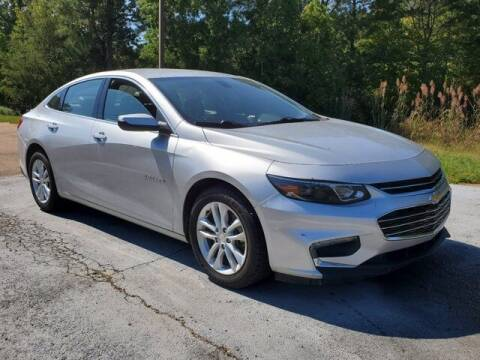 2018 Chevrolet Malibu for sale at Southeast Autoplex in Pearl MS