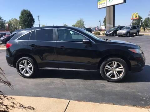2013 Acura RDX for sale at Motors Inc in Mason MI
