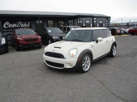 2007 MINI Cooper for sale at Central Auto in South Salt Lake UT