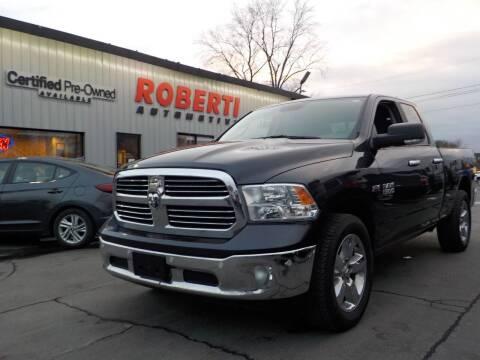 2017 RAM Ram Pickup 1500 for sale at Roberti Automotive in Kingston NY