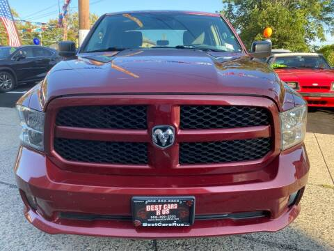 2013 RAM Ram Pickup 1500 for sale at Best Cars R Us in Plainfield NJ