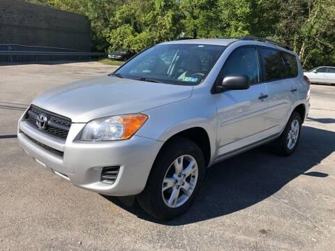 2012 Toyota RAV4 for sale at SARRACINO AUTO SALES INC in Burgettstown PA