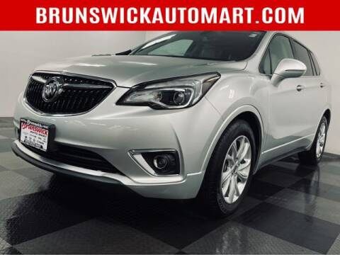 2019 Buick Envision for sale at Brunswick Auto Mart in Brunswick OH