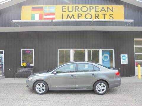 2012 Volkswagen Jetta for sale at EUROPEAN IMPORTS in Lock Haven PA