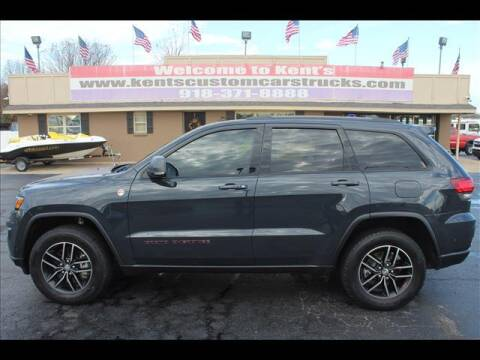 2018 Jeep Grand Cherokee for sale at Kents Custom Cars and Trucks in Collinsville OK
