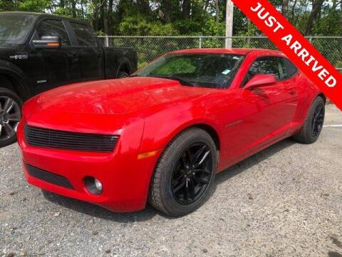 2012 Chevrolet Camaro for sale at Brandon Reeves Auto World in Monroe NC