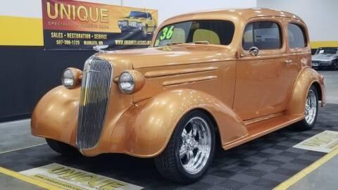 1936 Chevrolet 210 for sale at UNIQUE SPECIALTY & CLASSICS in Mankato MN