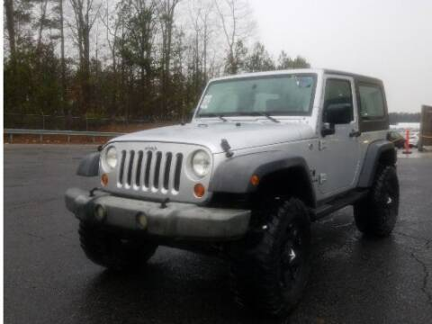 2007 Jeep Wrangler for sale at Adams Auto Group Inc. in Charlotte NC