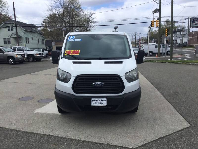 2015 Ford Transit Cargo for sale at Steves Auto Sales in Little Ferry NJ