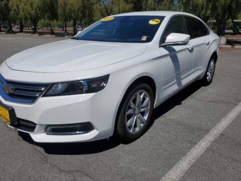 2019 Chevrolet Impala for sale at ALL CREDIT AUTO SALES in San Jose CA