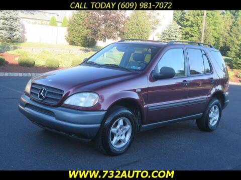 1998 Mercedes-Benz M-Class for sale at Absolute Auto Solutions in Hamilton NJ